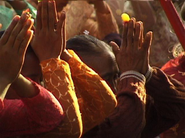 samen bidden is krachtiger