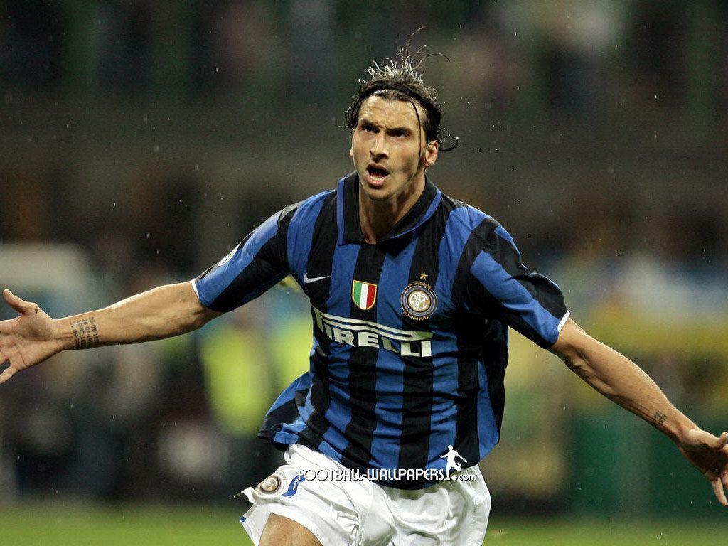 Zlatan Ibrahimovic Resimleri Zlatan Ibrahimovic Inter Milan Milan