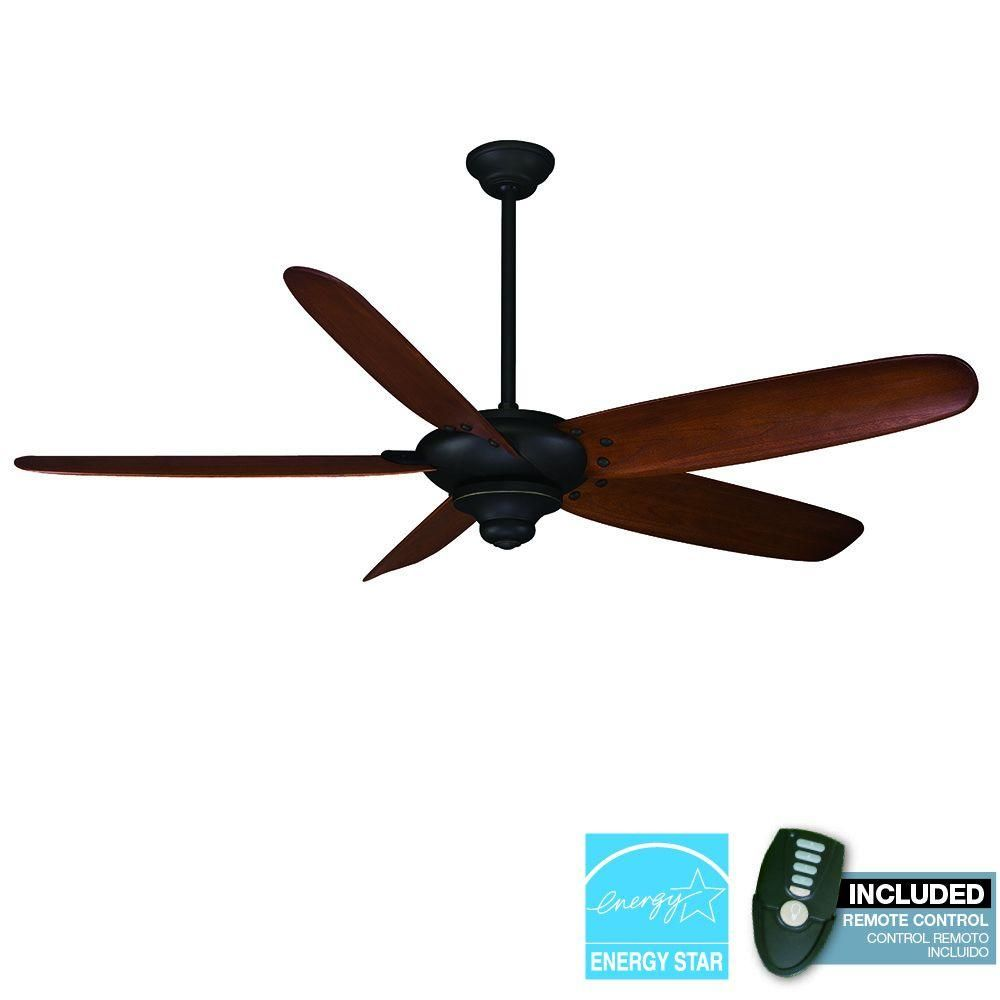 $219 master room? Home Decorators Collection Altura 68 in. Oil Rubbed Bronze Ceiling Fan-26668 - The Home Depot