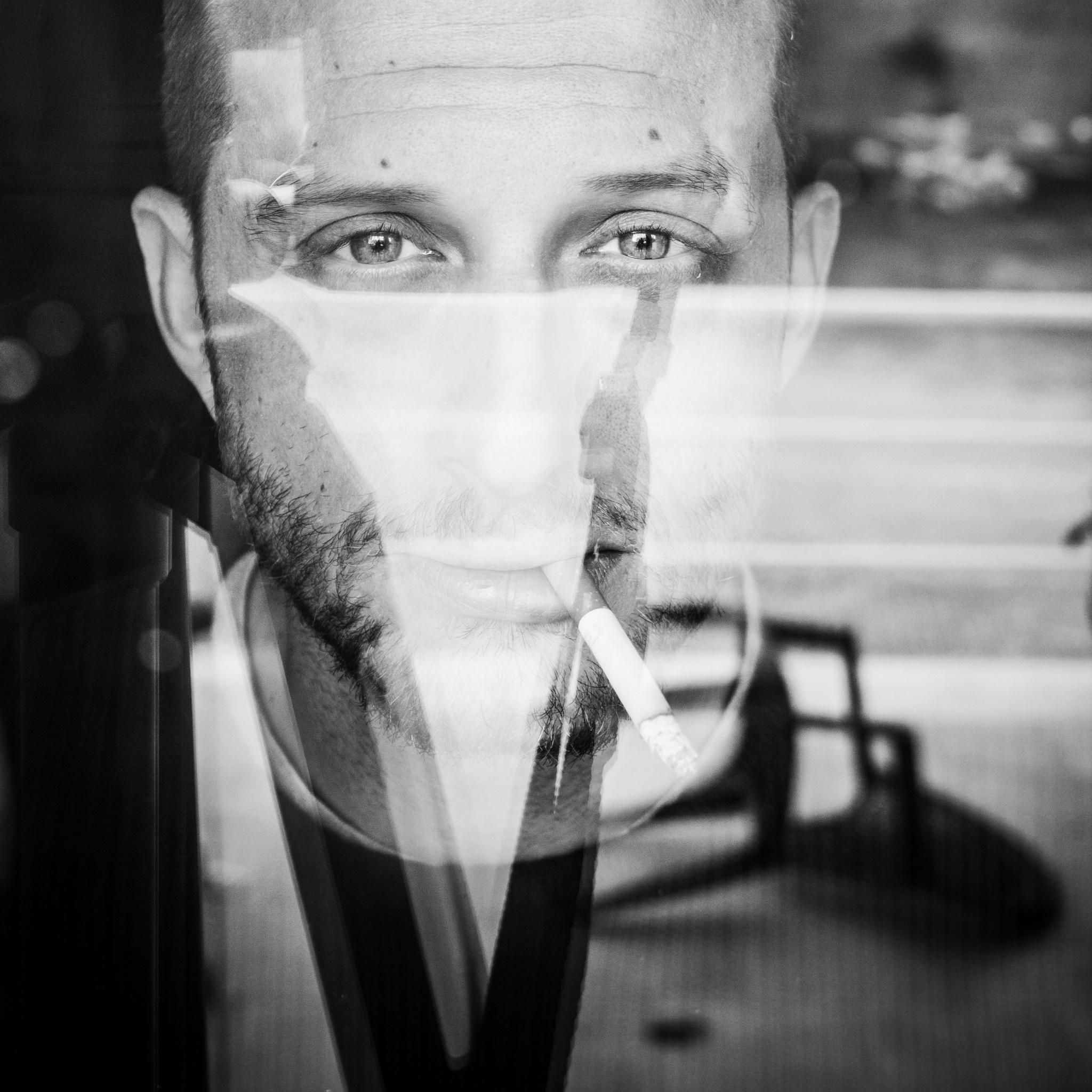 Through the window by Maxime M. on 500px #portraits #photography
