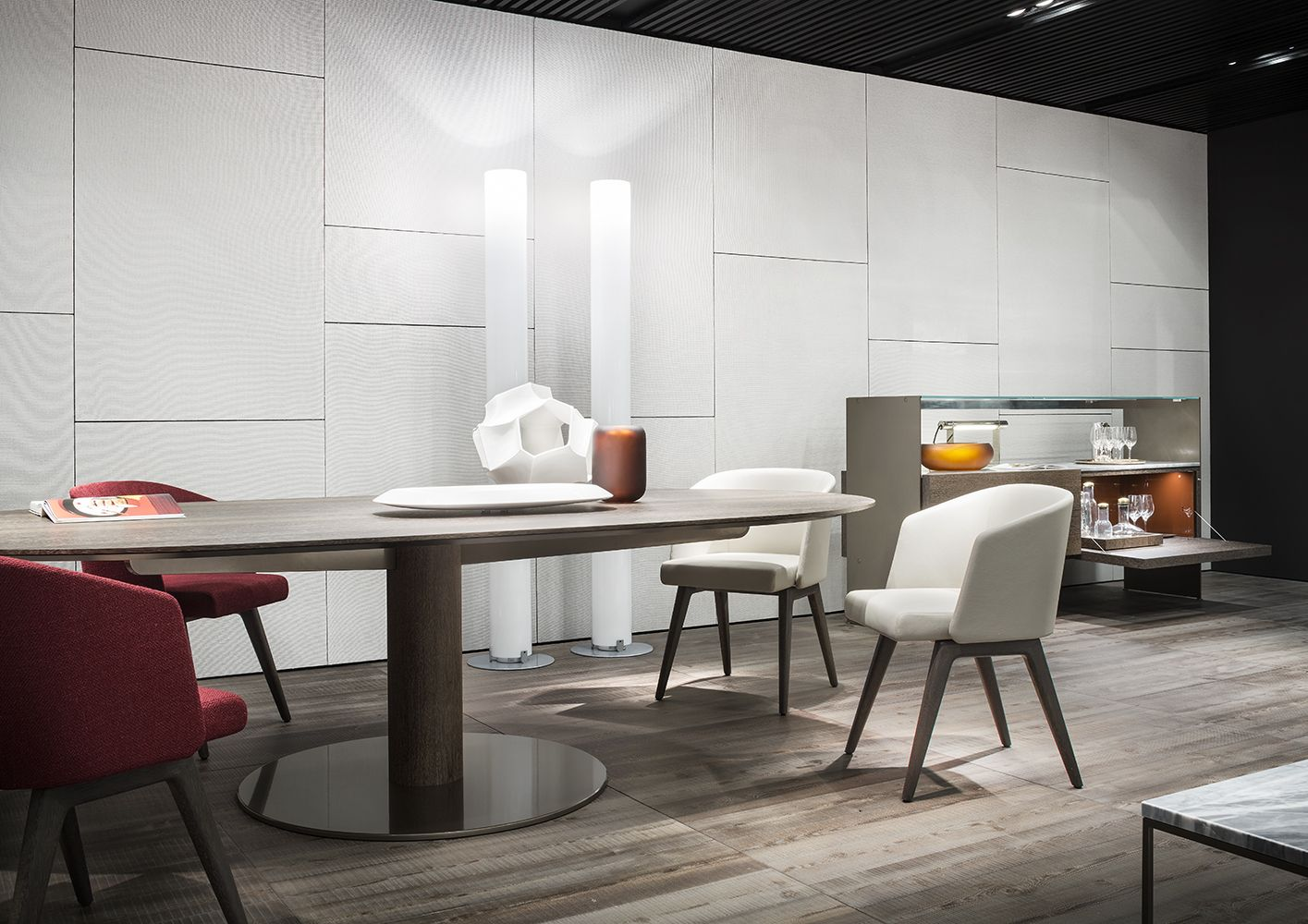 Creed little armchair, Bellagio Dining Wood - Rodolfo ...