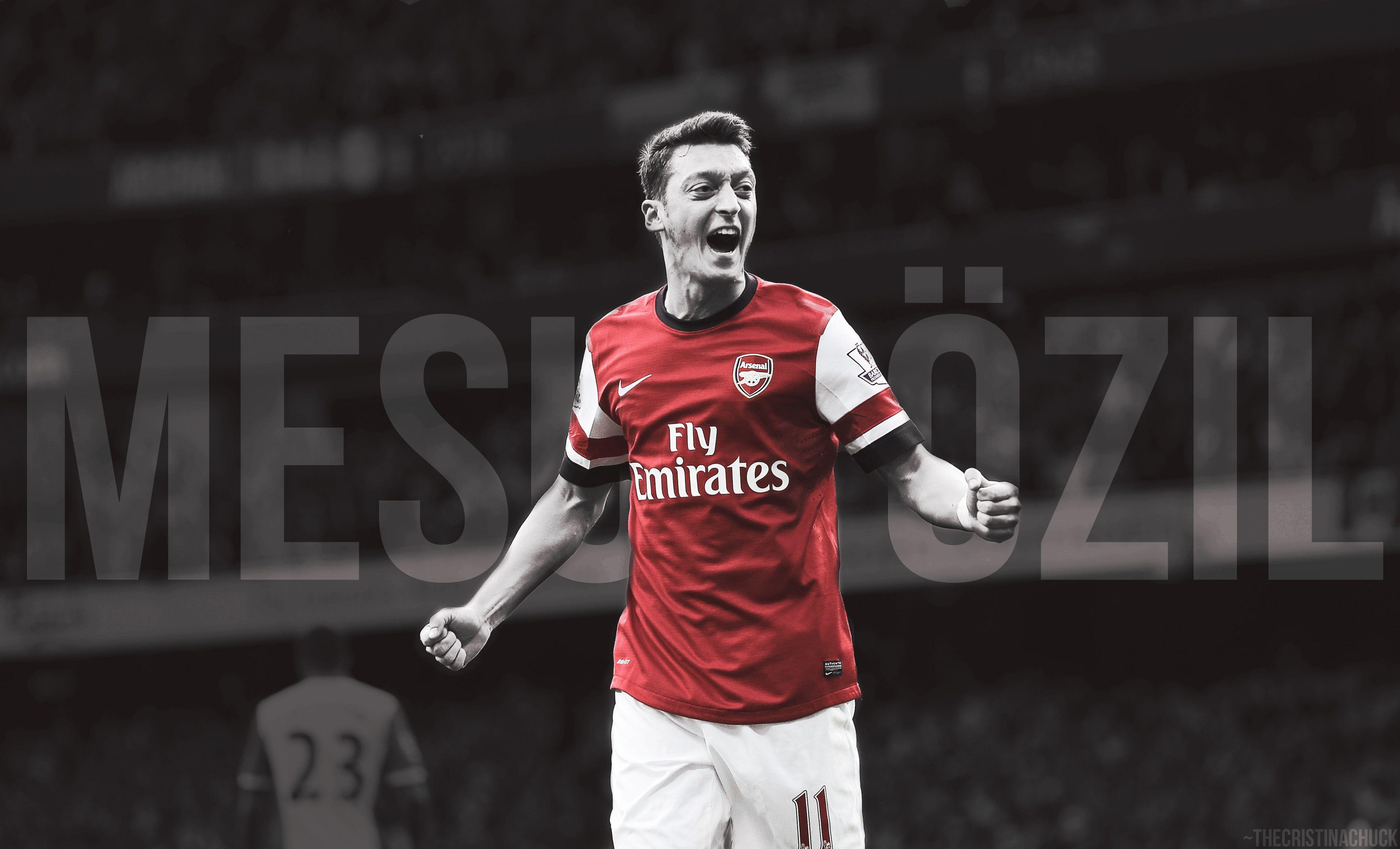 Mesut Ozil Arsenal Goal Arsenal Wallpapers Arsenal German Football Players