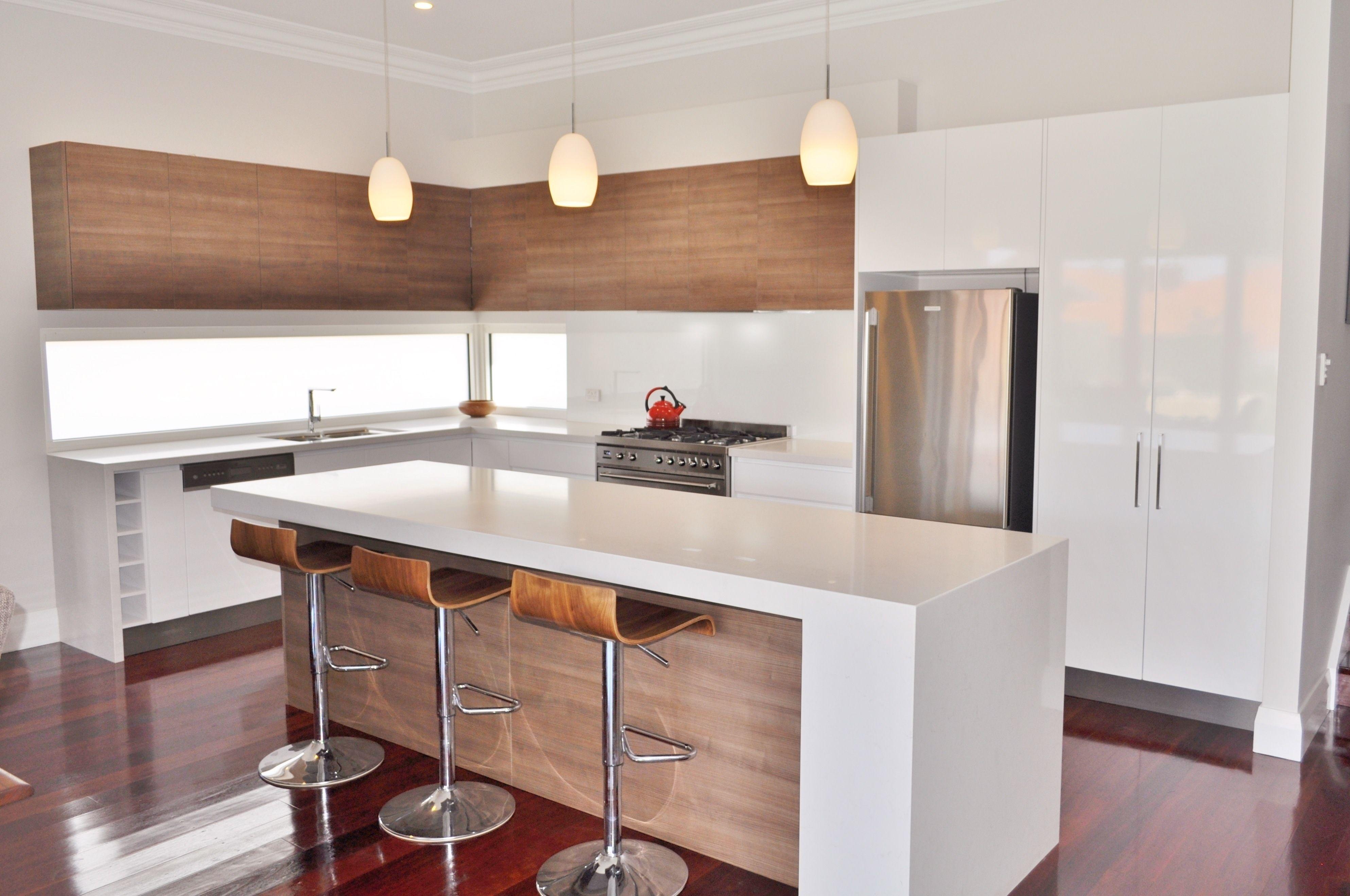polytec ravine sepia oak k che essen k che. Black Bedroom Furniture Sets. Home Design Ideas
