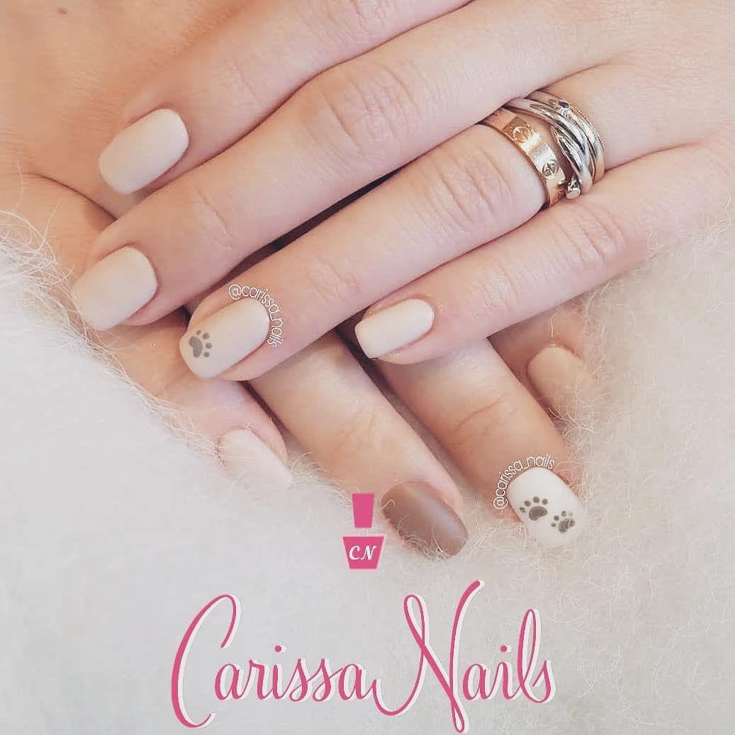Photo of nails art korean