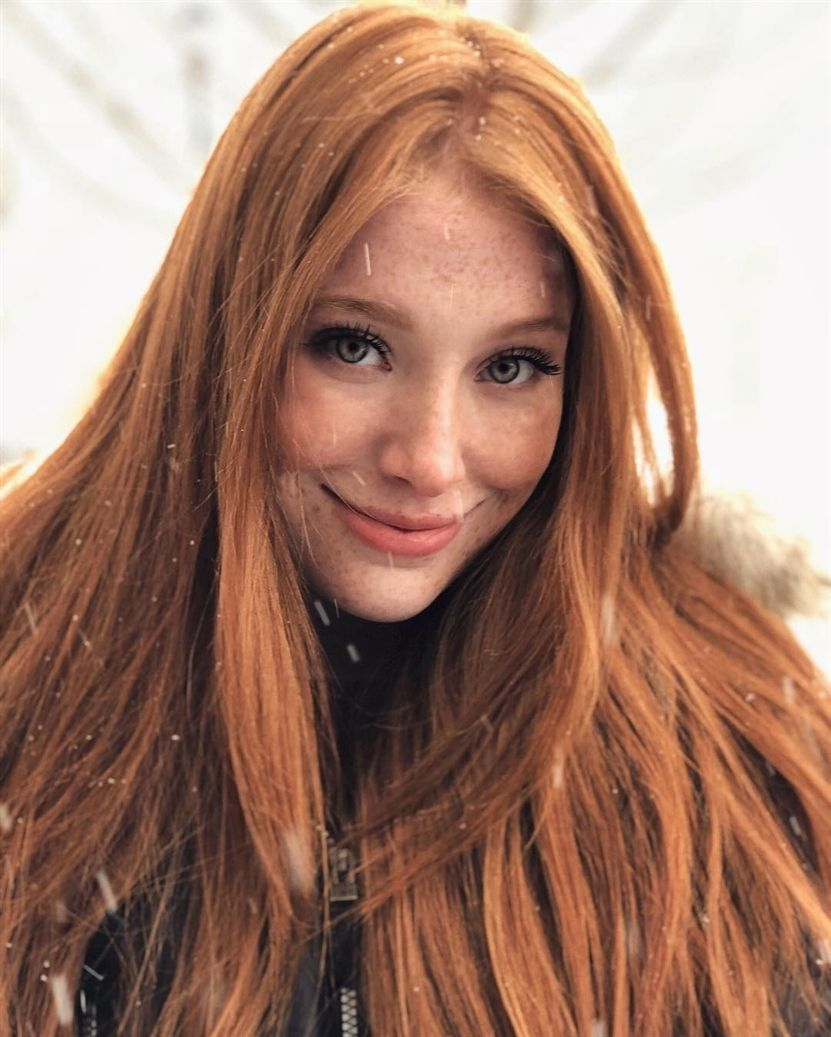 271 Likes 13 Comments American Redhair American Redhair On Instagram Say Something About This Follow U Red Hair Woman Beautiful Redhead Redheads