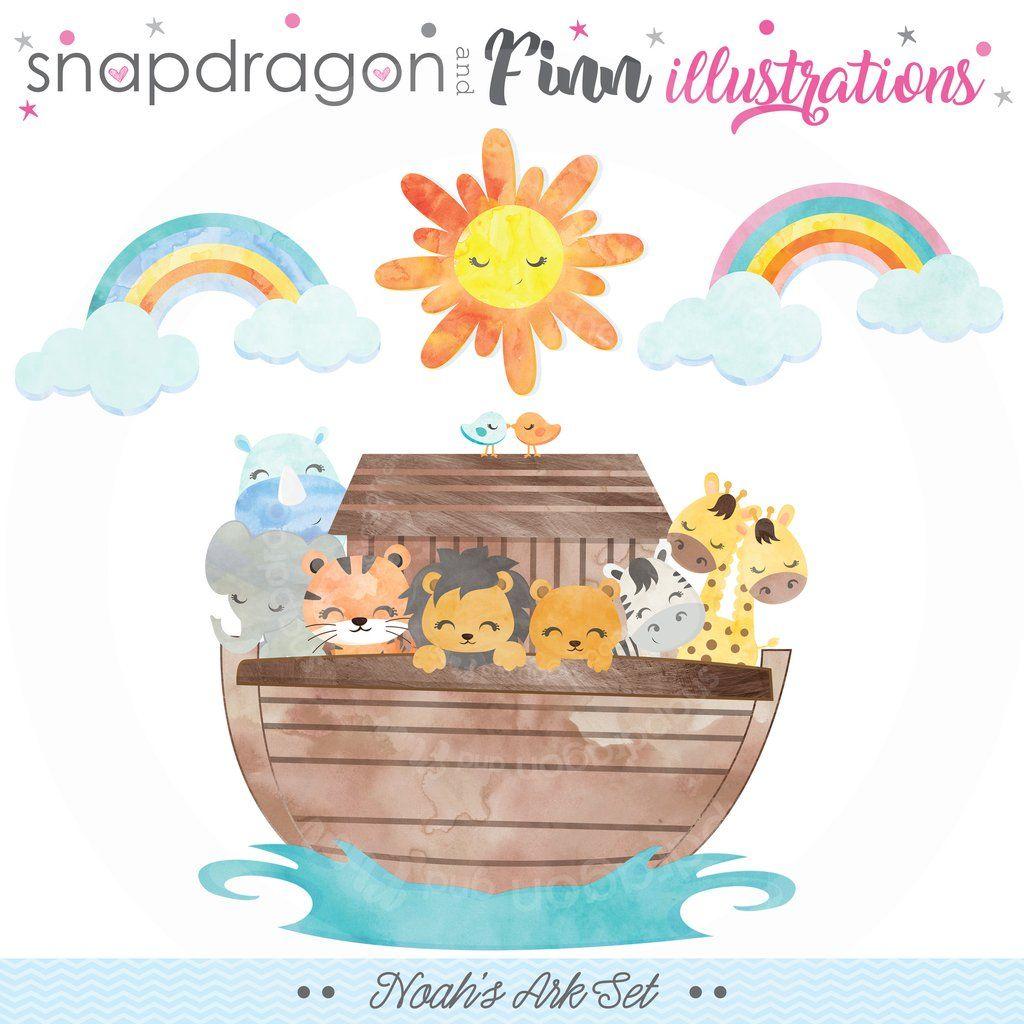 30++ Noahs ark clipart ideas