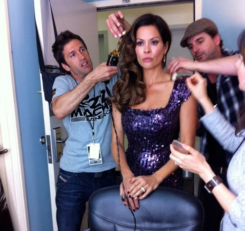 Brooke Burke shares her most embarrassing #DWTS moments...