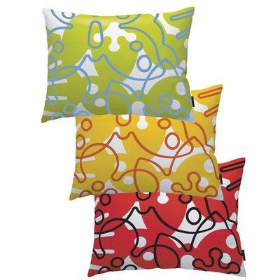notNeutral Green Season Pillow