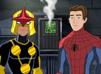 the ultimate spiderman season 3