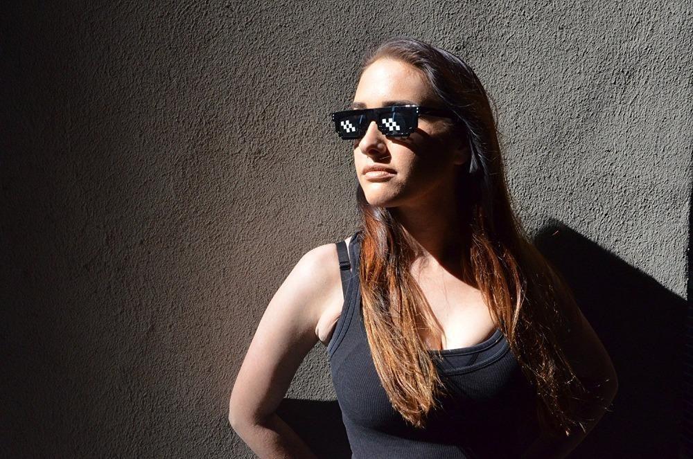 Deal With It Meme Sunglasses