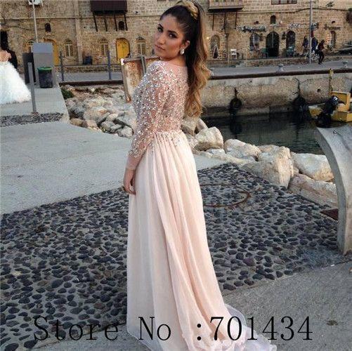 Online Get Cheap Long Sleeved Prom Dresses -Aliexpress.com | Long ...