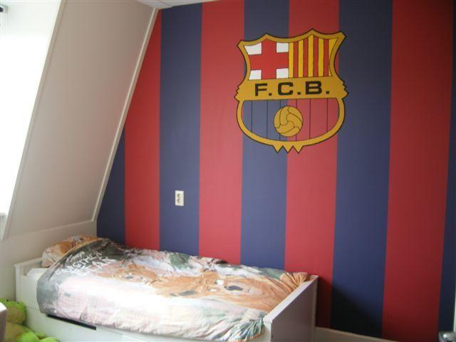Zitzak Fc Barcelona.Fc Barcelona Kamer Google Zoeken Boy Bedroom Ideas Kids Room