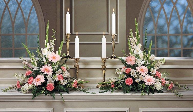 Church altar arrangements altar arrangements floral arrangements church altar arrangements altar arrangements junglespirit Images