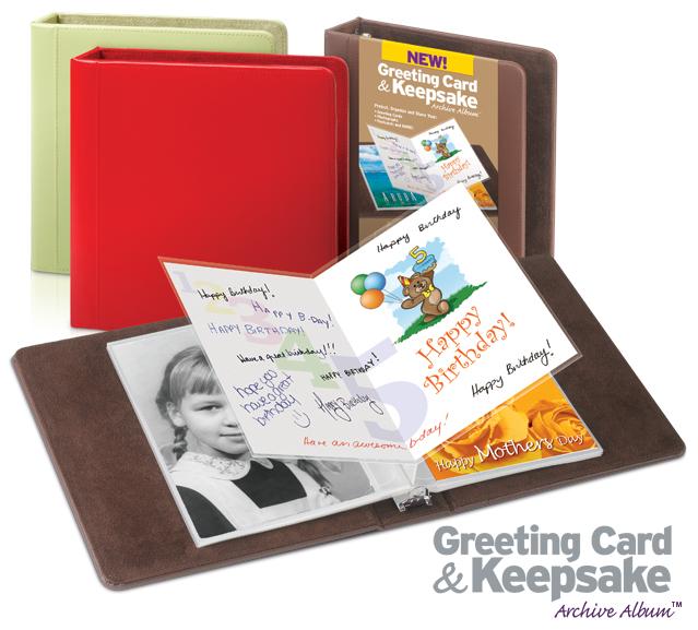 Organizing greeting cards greeting card keepsake archive album organizing greeting cards greeting card keepsake archive album at httpgetpostmarked m4hsunfo