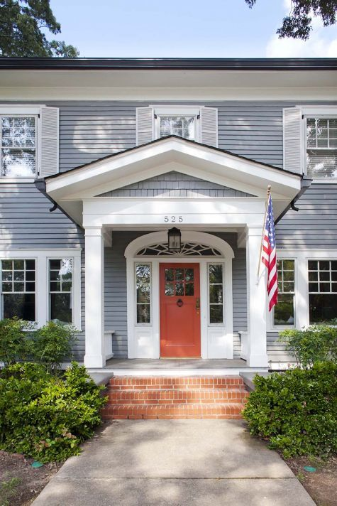 This project was a whole-house renovation of a colonial that had been built in 1918 and renovated by different owners in the 1970s and 1990s