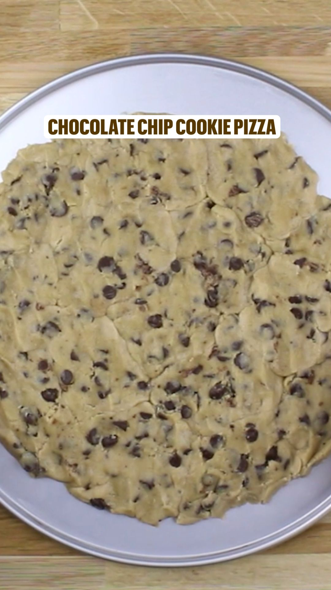 Cookie Pizza - Food Dolls