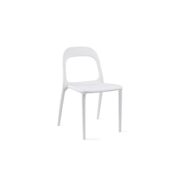 Chaise En Plastique De Jardin Avec Images Chaise Plastique Chaise Chaise De Jardin
