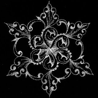 Snowflakes ~ Best of Free Tattoos Design