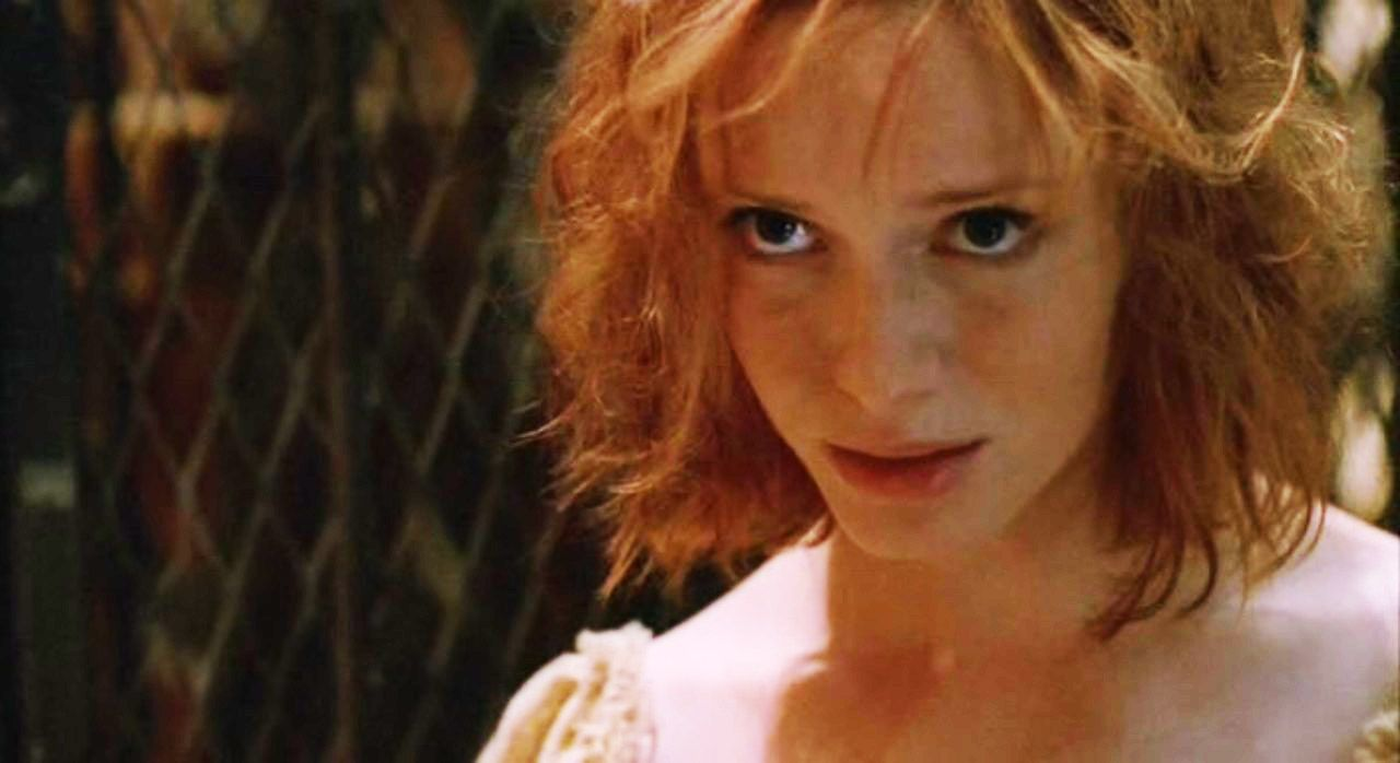 Christina Hendricks As Firefly Fans Know Her Saffron  -6024