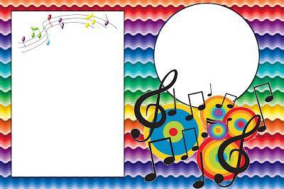 Imprimibles De Notas Musicales Notas Musicales Para
