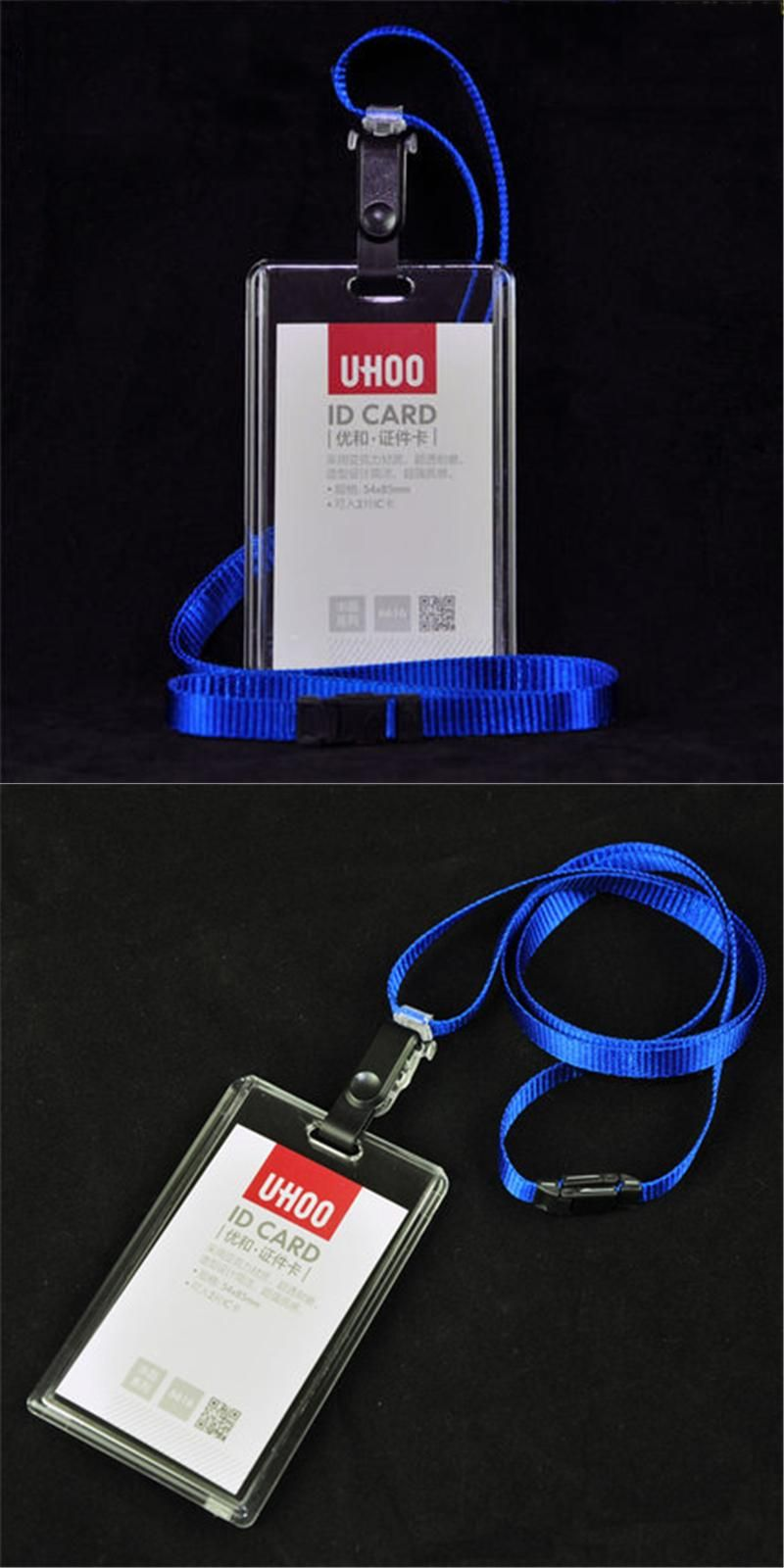 Visit to Buy] 2pcs Card Bag name badge card case Business Card ...
