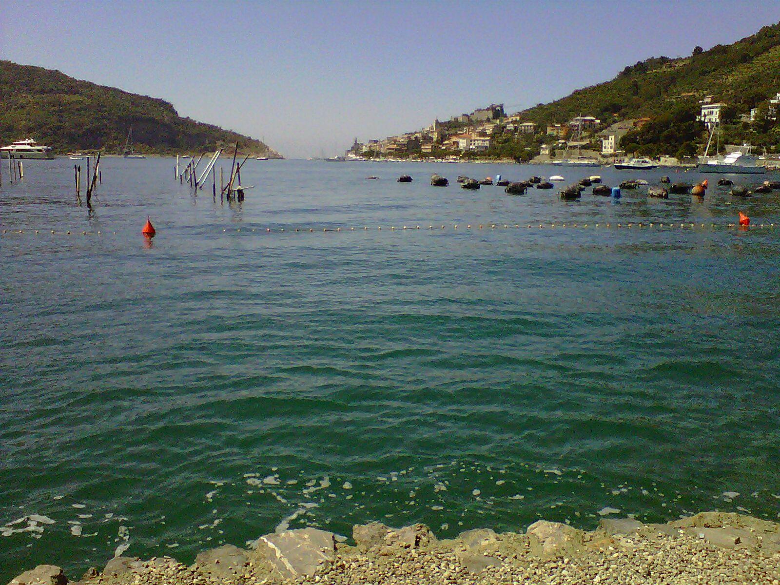 Portovenere. Le Terrazze (ultima terrazza sul mare) | Sea | Pinterest