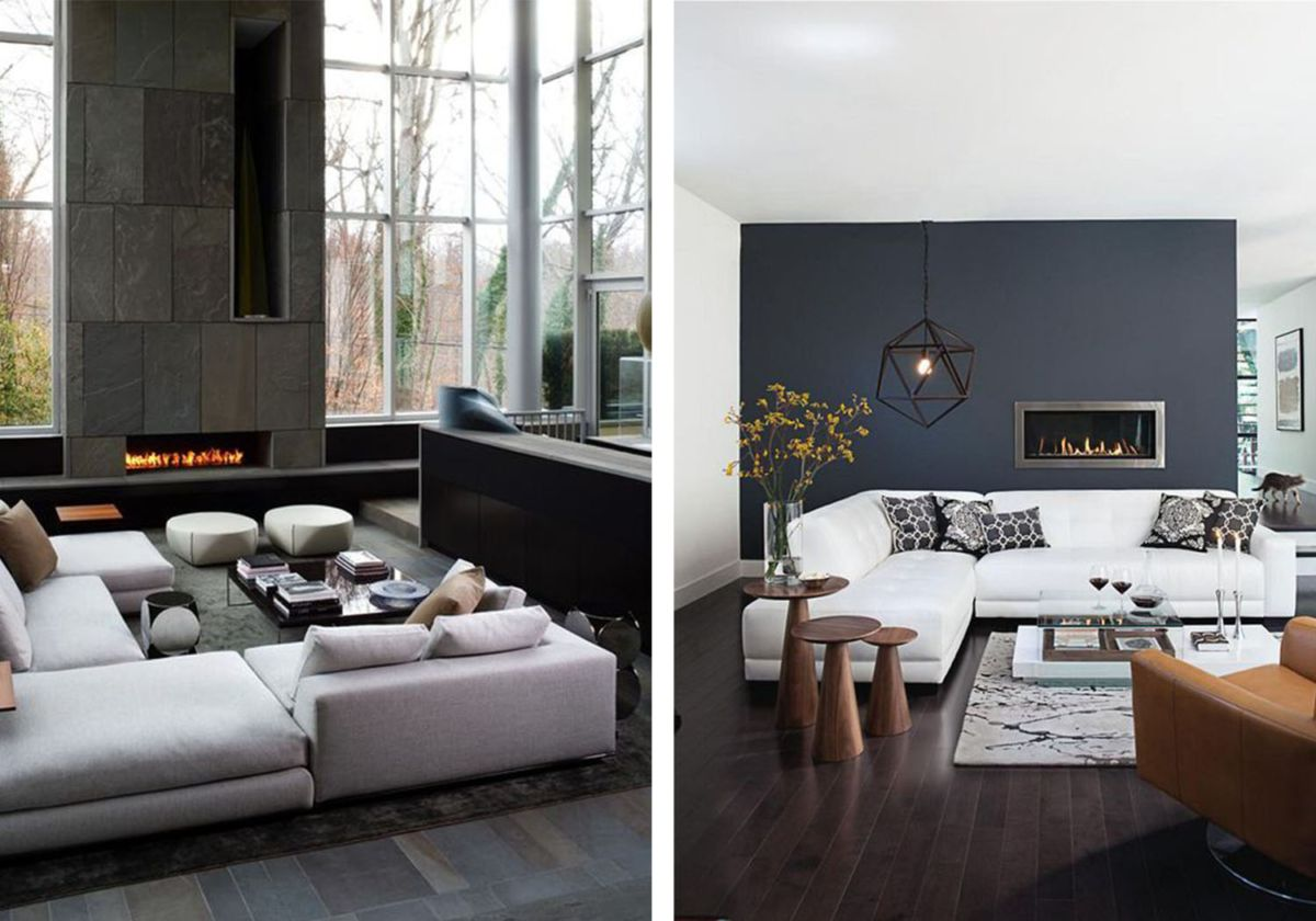Interior Design 101 Modern Vs Contemporary Style Contemporary Interior Design Living Room Contemporary Style Furniture Contemporary Interior
