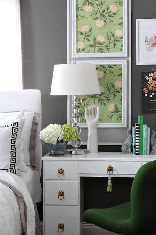 this desk all things girly beautiful master bedroom on desk color ideas id=13220