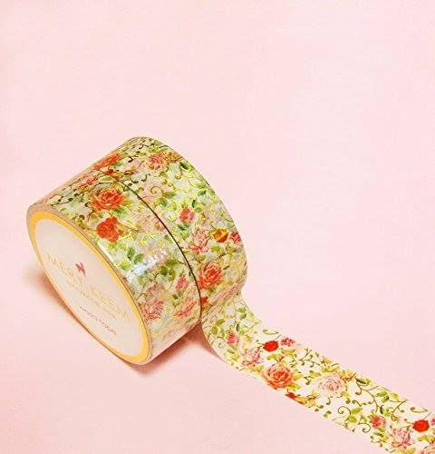 Shop https://goo.gl/Nyo6Vt   Vintage Flower with Gold Foil Washi Tape for Planning  Scrapbooking  Arts Crafts  Office  Party Supplies  Gift Wrapping  Colorful Decorative  Masking Tapes  DYI    Price 2.99   Go to Store https://goo.gl/Nyo6Vt  #Arts #Colorful #Crafts #Decorative #Flower #Foil #Gift #Gold #Office #Party #Planning #Scrapbooking #Supplies #Tape #Vintage #Washi #Wrapping