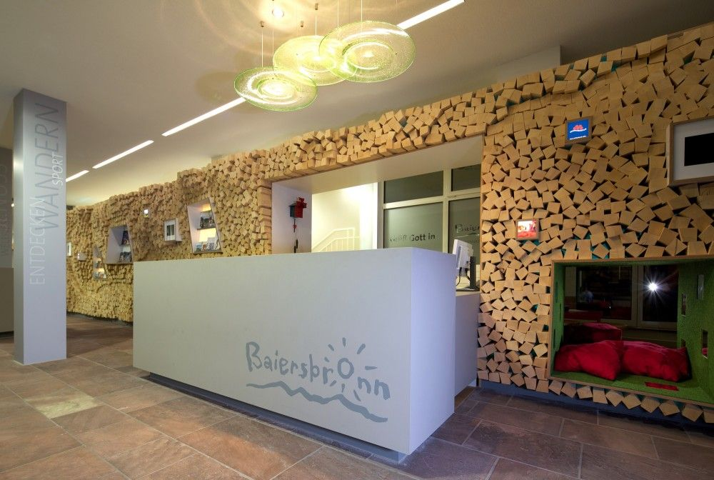 Gallery Of Tourist Information Baiersbronn Partnerundpartner