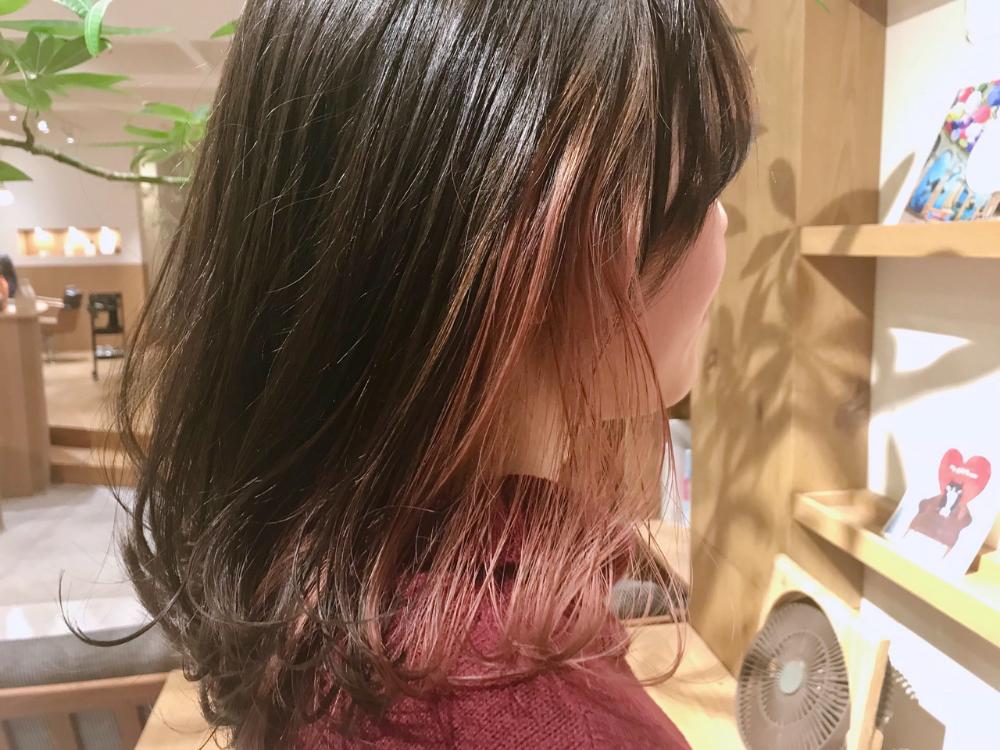 ピンク系カラーで迷っている方必見 ピンク系カラーオススメヘア
