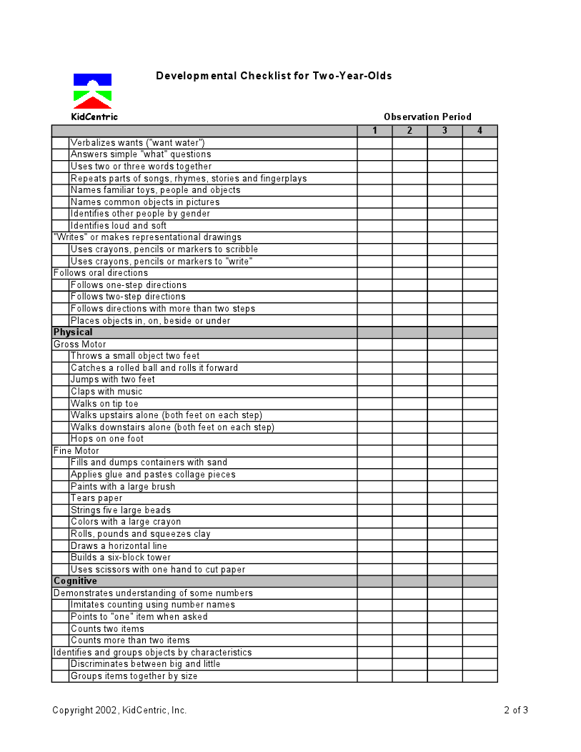 Year End Evaluation Form Self