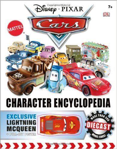 Disney Pixar Cars: Character Encyclopedia: DK Publishing: 9780756688707: Amazon.com: Books