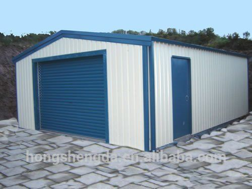 Portable Steel Structure Metal Car Garage Shed Car Tent For Sale