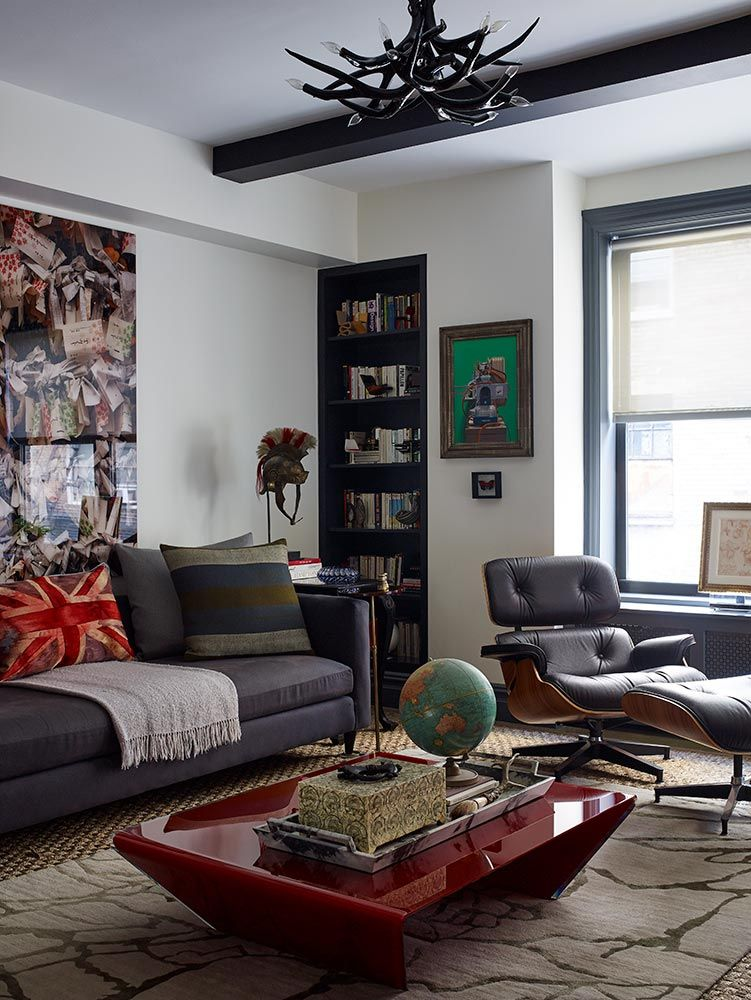 Gramercy Park avillalobosdesign Apartment decor