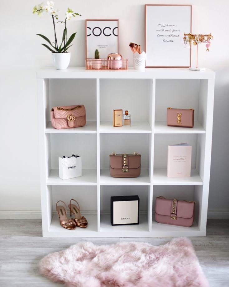 Photo of Ikea Kallax Hacks 1 Shelf 3 Styles Interior Inspo – WOHN CULTURE