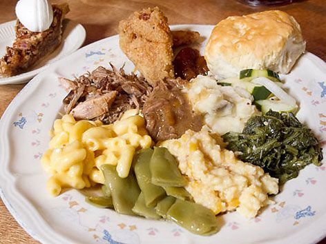 Family Style Southern Food In Nashville Tn Sooo Good With