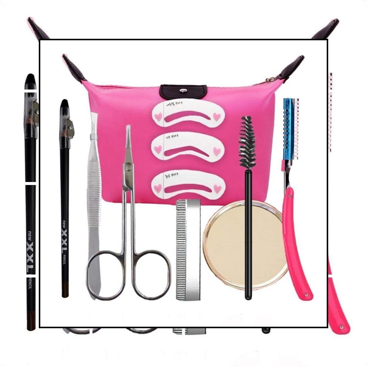 Perfect Eyebrow Makeup   Brow Pencil   How To Shape ...