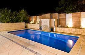 Family Pools Perth Wa Fibreglass Pools Lap Pool Designs Cool