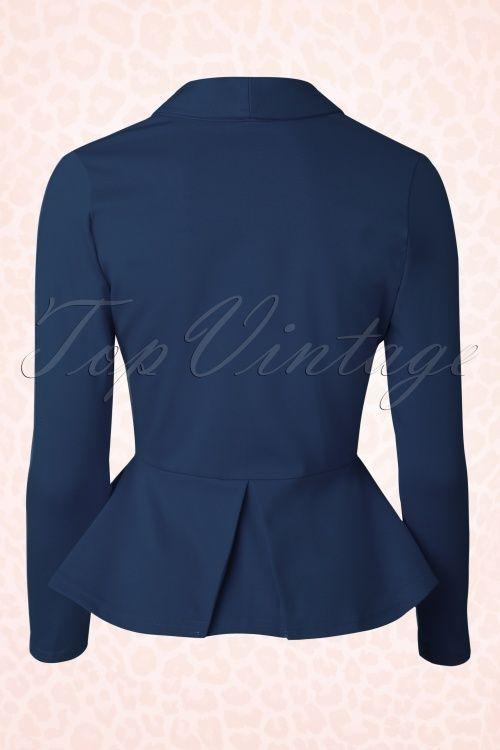 Heart of Haute Blue Diva Jacket 150 20 17022 20151130 0004W