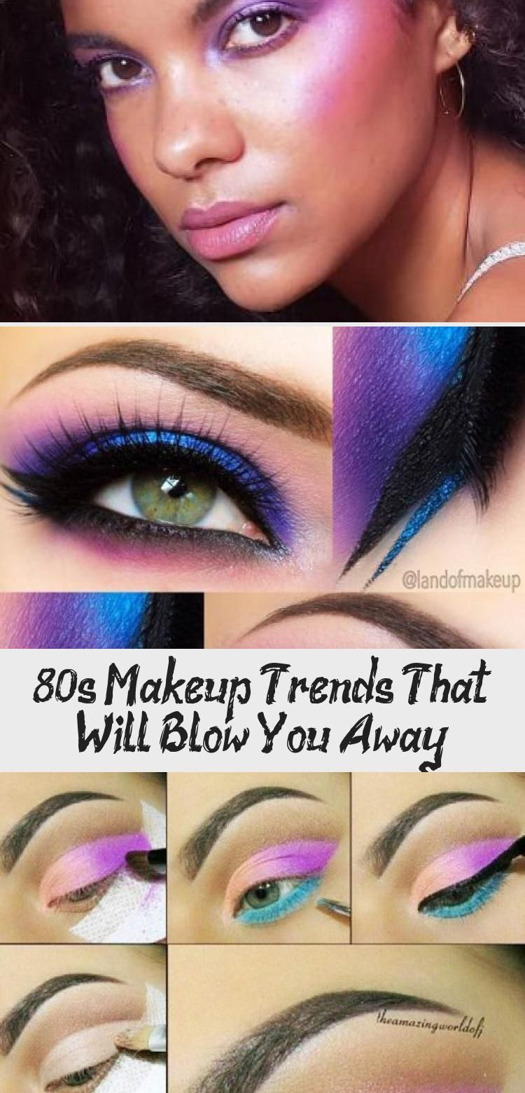 Photo of 80s Makeup Trends That Will Blow You Away – MAKEUP