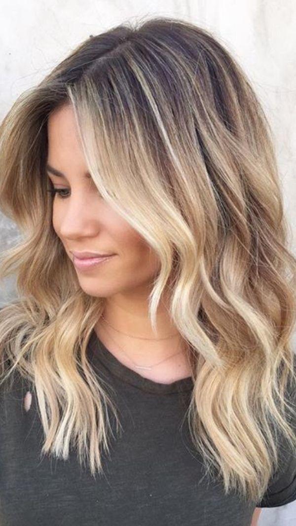 Coupes et cheveux mi-longs : des idées pour s'inspirer #coiffure
