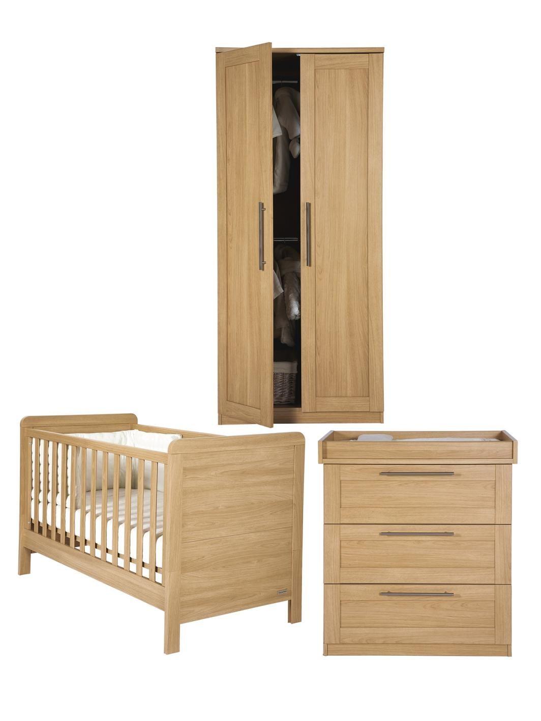 Rialto Nursery Furniture Bundle Oak Effect Http Www