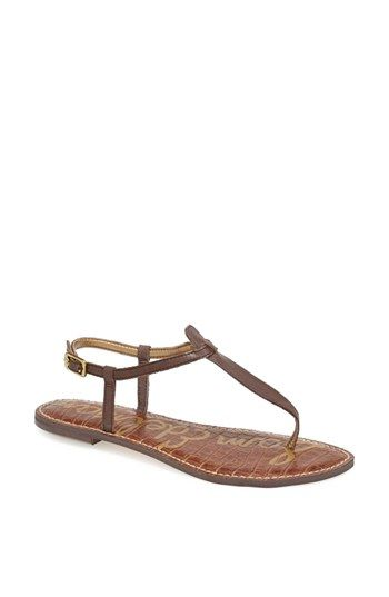 c3c09b603 Sam Edelman  Gigi  Sandal available at  Nordstrom In Espresso Bean ...