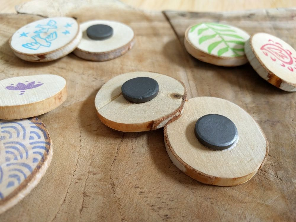 Driftwood Magnets-Youre The Kind of Friend