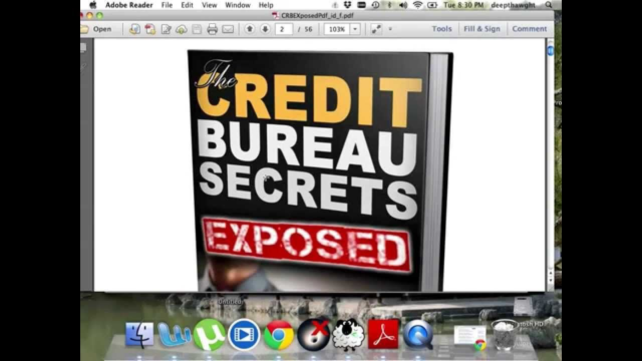 HOW TO USE CREDIT BUREAU SECRETS Exposed Step By Step