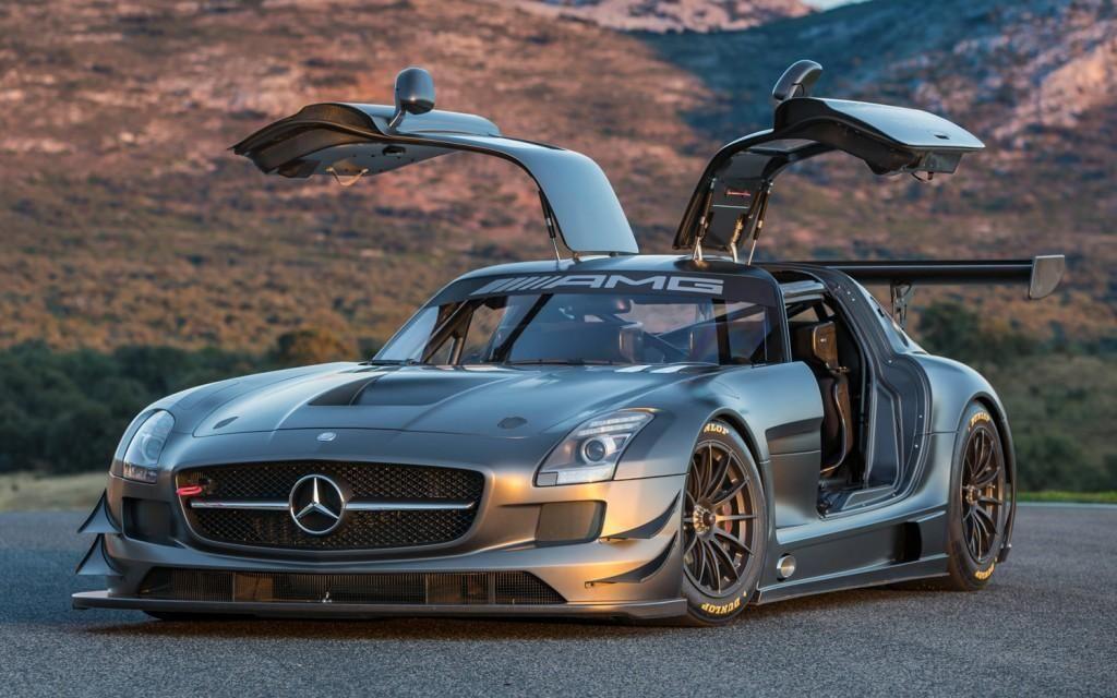 Topvehicles Mercedes Benz Sls Amg Gt3 45th Anniversary Edition