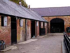 Stables British Horse Yard