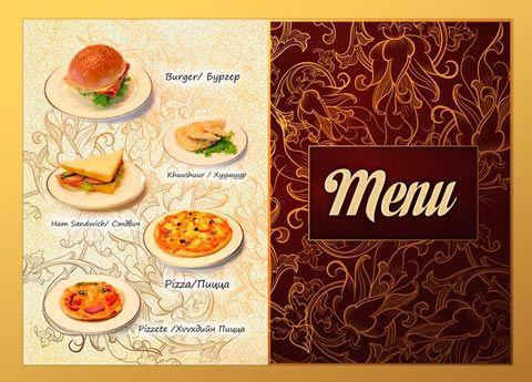 40 ejemplos de cartas de menu para restaurantes carta menu