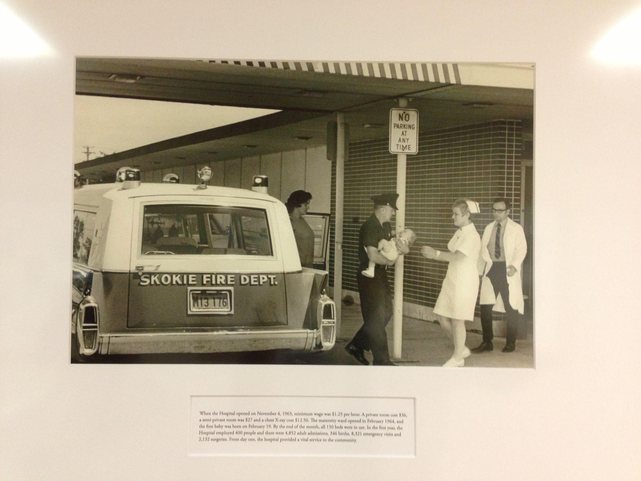 old ambulance skokie il  | Historic Photos of the North